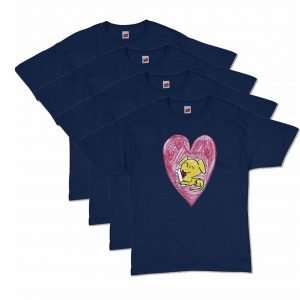 Navy Blue Puppy Love T-Shirt