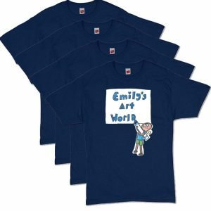 Navy Blue EAW T-Shirt
