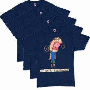 Navy Blue Calm T-Shirt