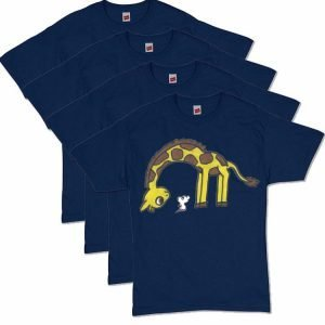 Navy Blue Coexist T-Shirt
