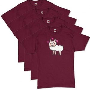 Maroon Sheep T-Shirt